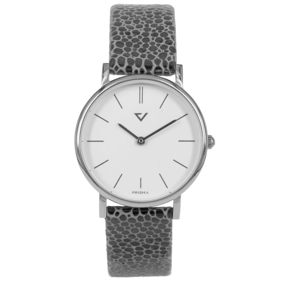 Prisma-P1865-dames-horloge-100NL-zilver-grijs