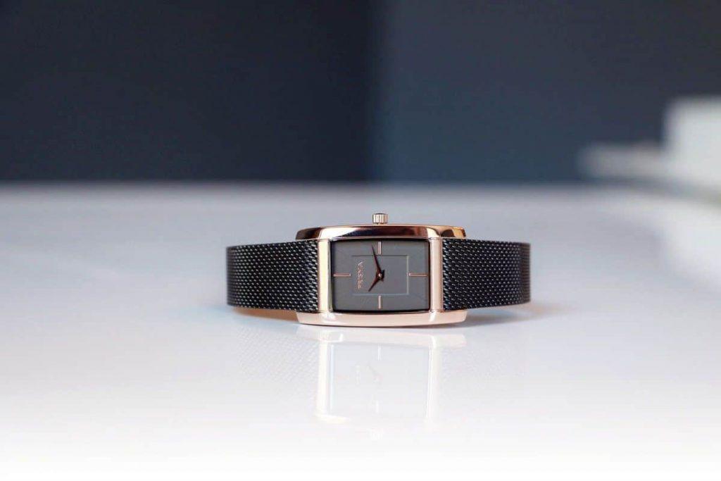 prisma horloges watches Atone Milan Black ladies dames