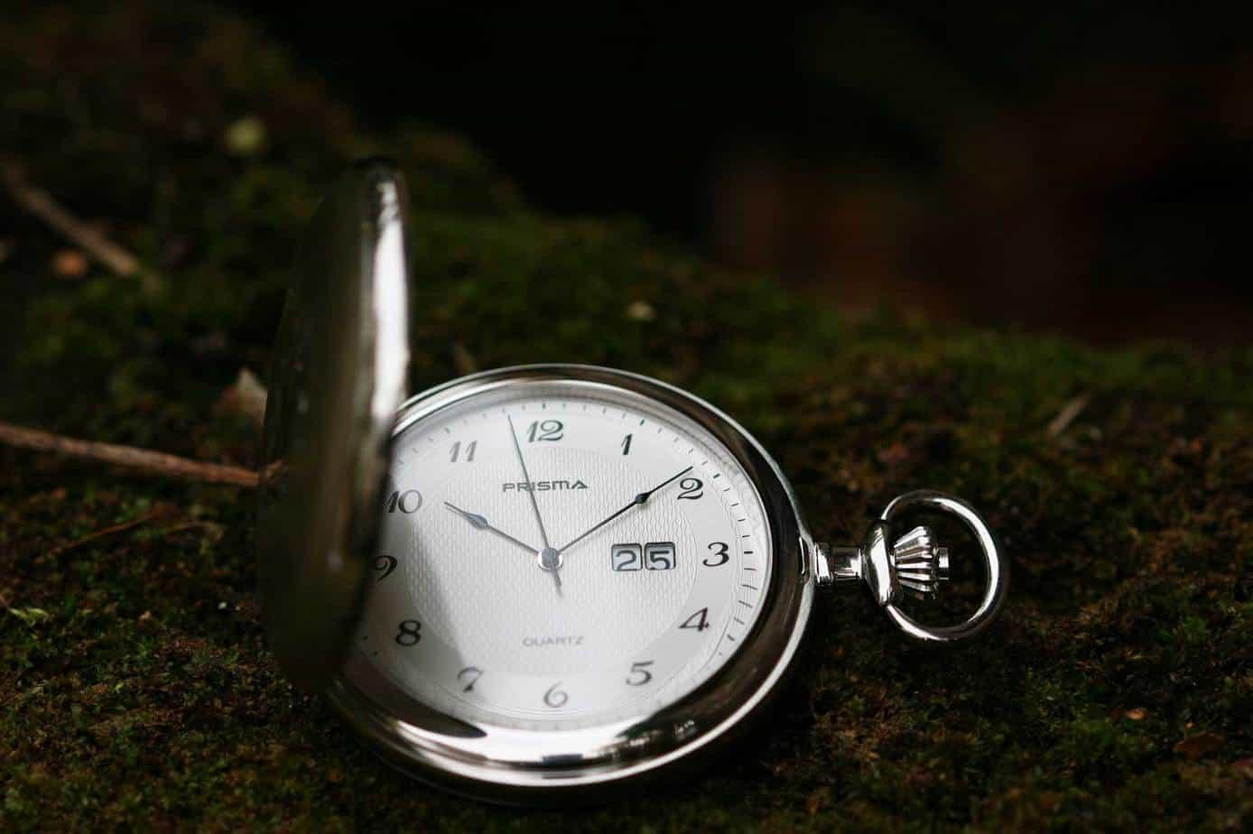geschiedenis van het horloge eerste horloge onstaan horloge Prisma zakhorloge
