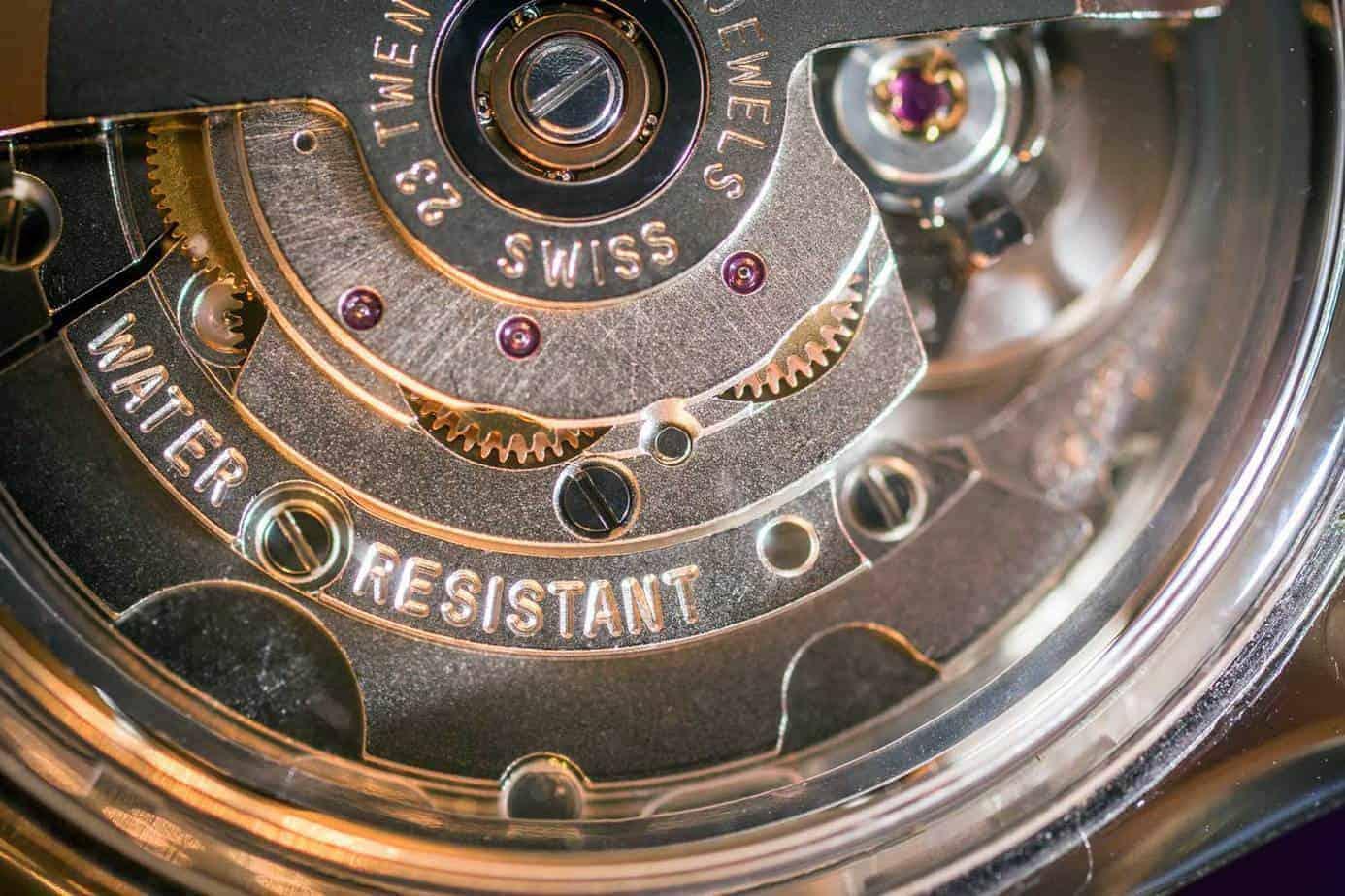 soorten horloge uurwerken quartz mechanisch uurwerk