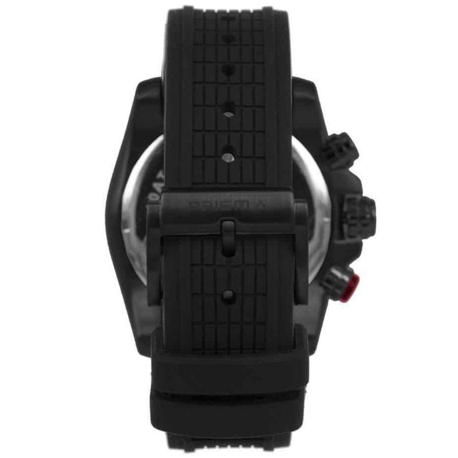 Prisma-P1596-heren-horloge-edelstaal-chronograaf-zwart-achterkant-l