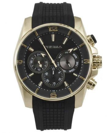 Prisma P1594 heren horloge chronograaf goud watches chronograph