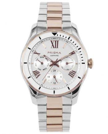prisma p1891 dames horloge edelstaal royal fertile rosegold rosegoud watch dutch watch brand