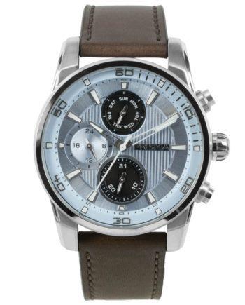 Prisma-P1593-heren-horloge-edelstaal-licht-blauw-l