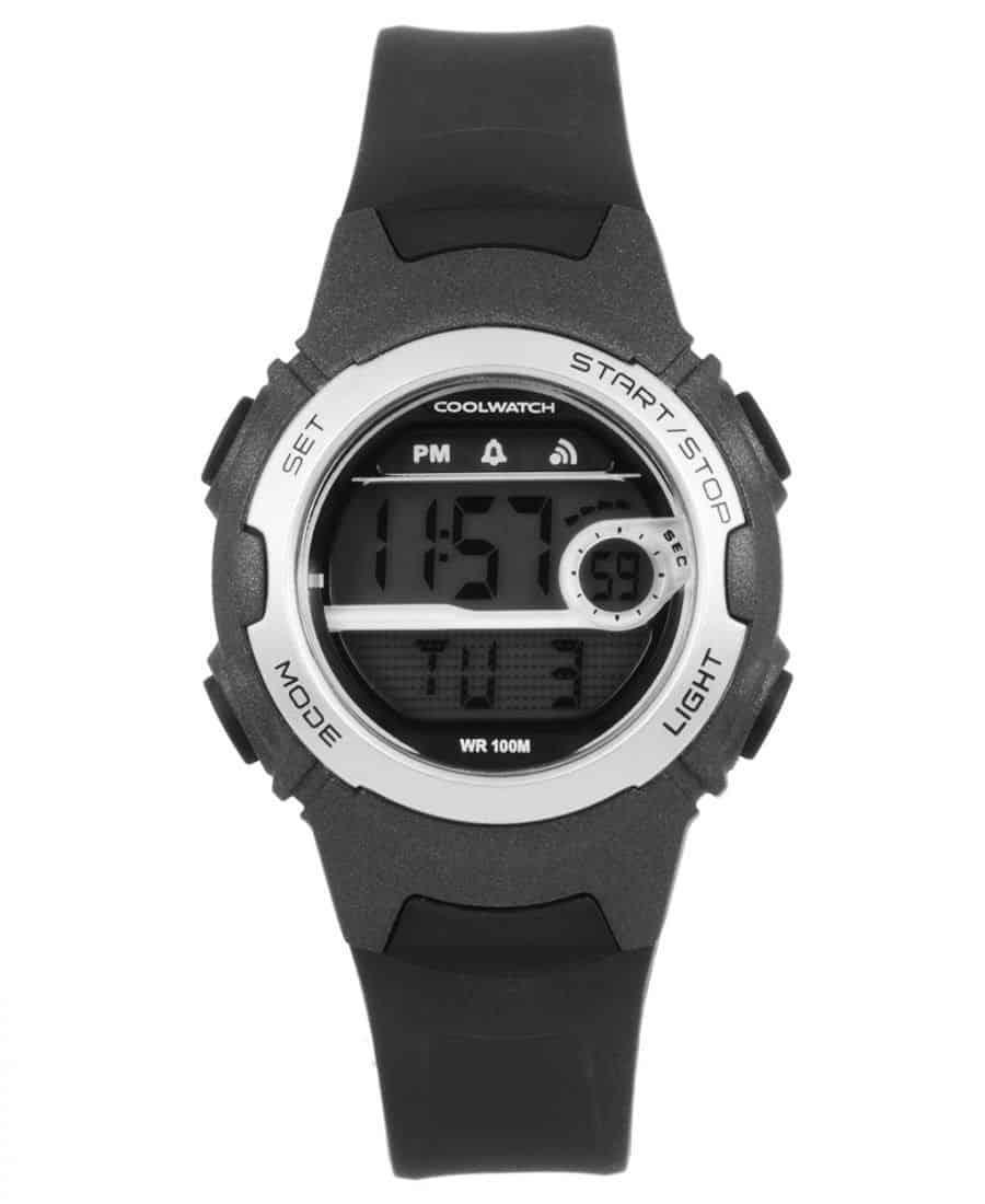 coolwatch skills 343 digital black prisma watches