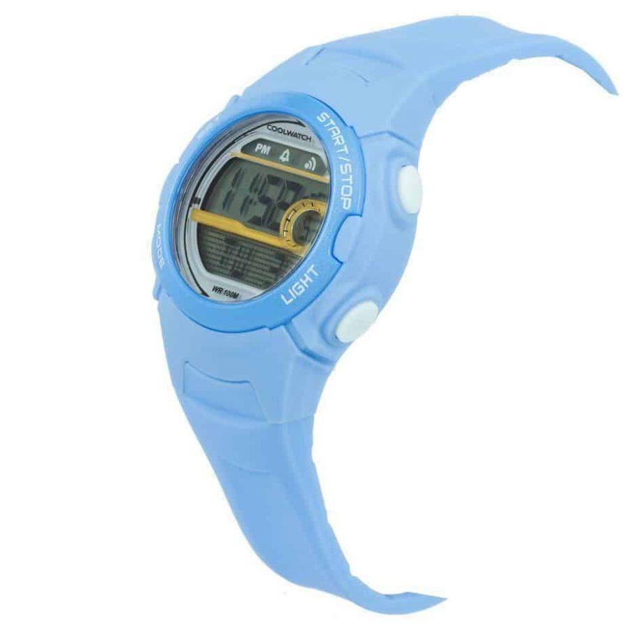 Coolwatch-CW345-kids-horloge-digitaal-kunststof-blauw-schuin-l