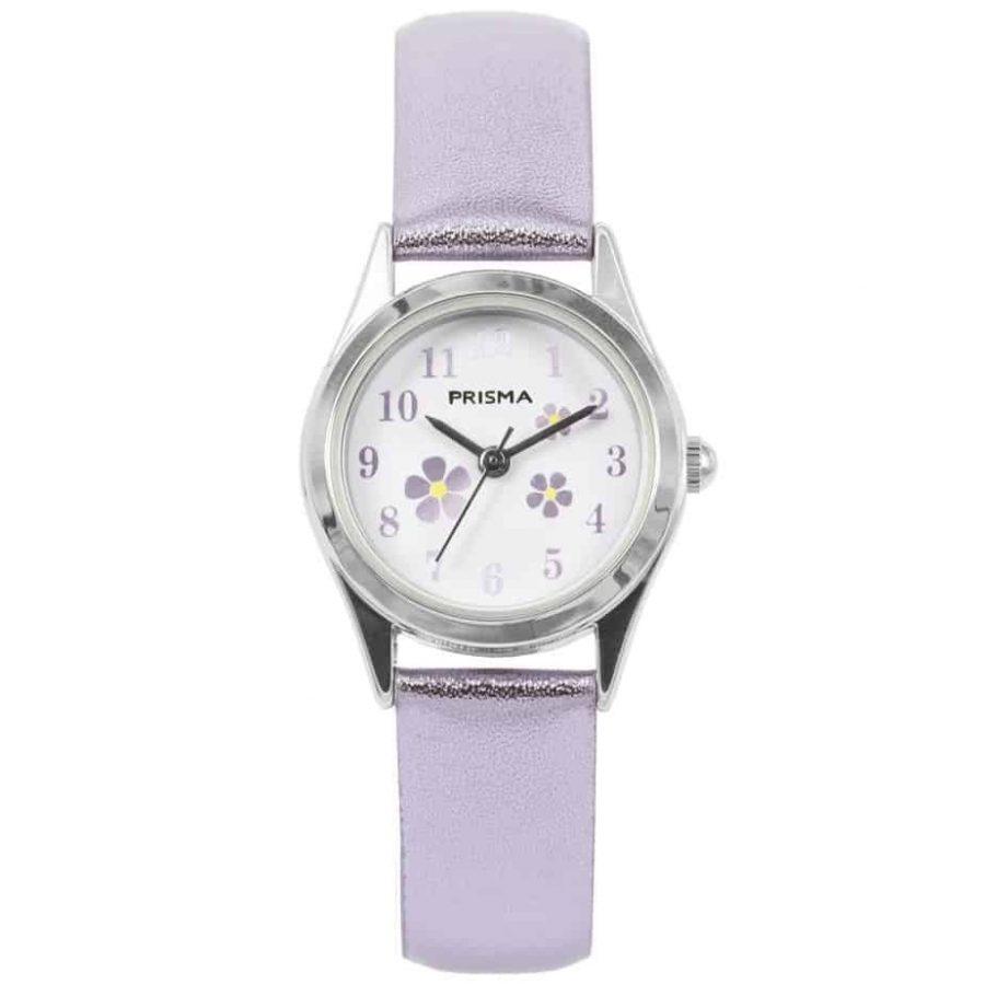 Prisma-CW153-kids-kinder-horloge-meisje-paars-l