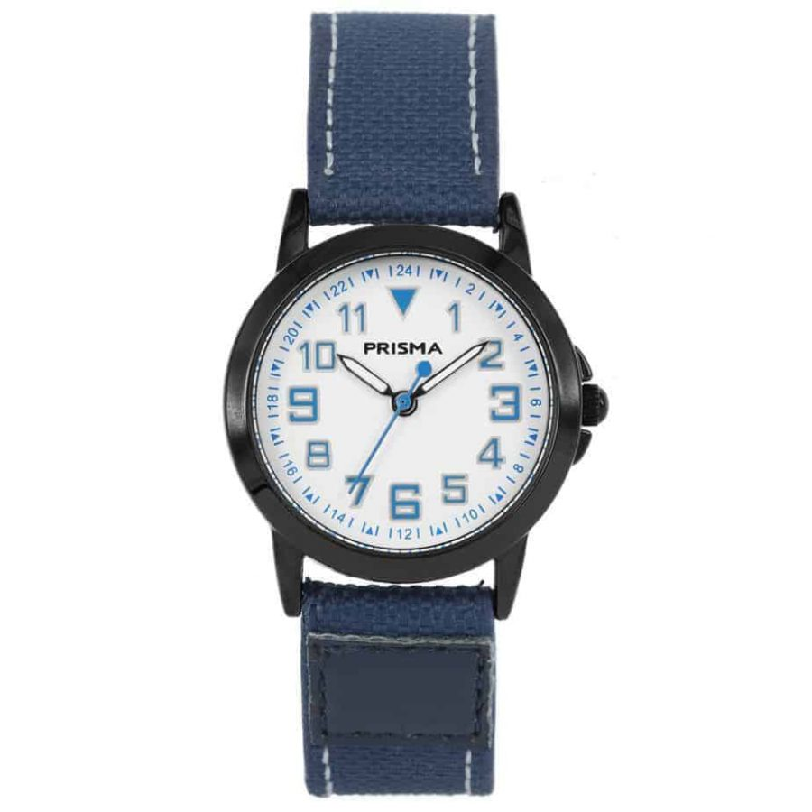 Prisma-CW244-kids-jort-horloge-blauw-l