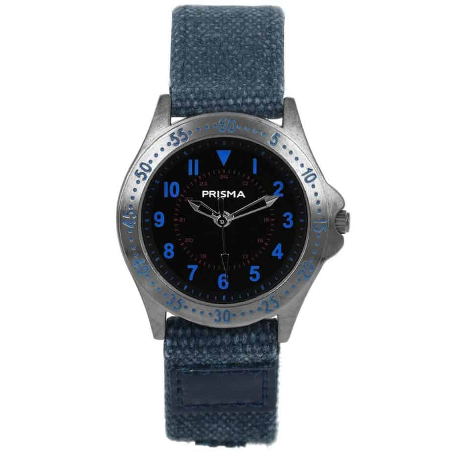 Prisma-CW256-jongens-horloge-bolk-blauw-l