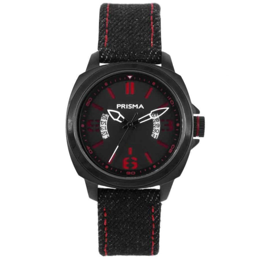 Prisma-CW332-kids-jongens-horloge-canvas-datum-l