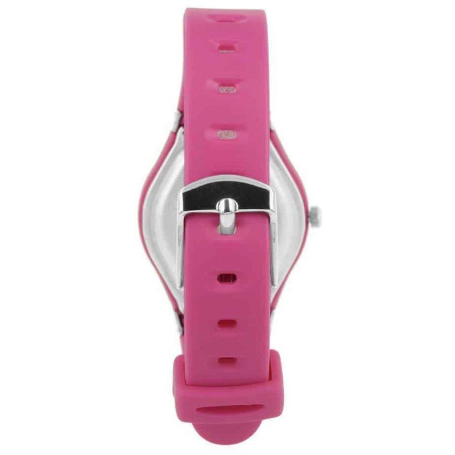 Prisma-CW337-kids-horloge-kunststof-roze-achterkant-ll
