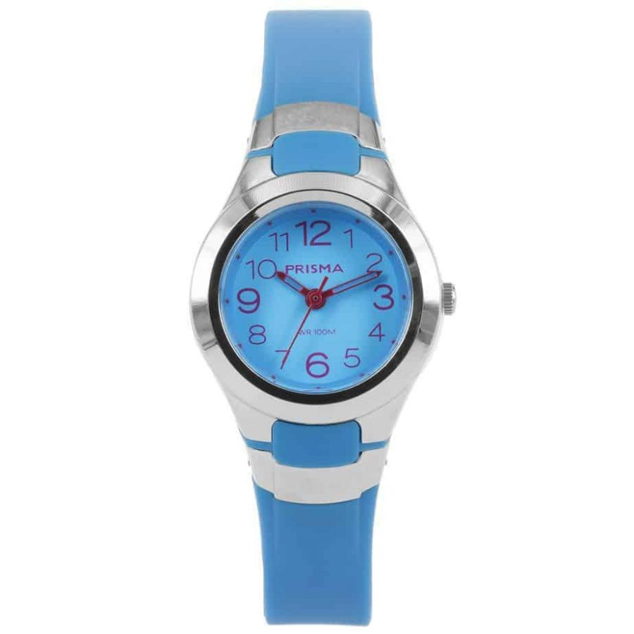 Prisma-CW338-kids-horloge-kunststof-blauw-l
