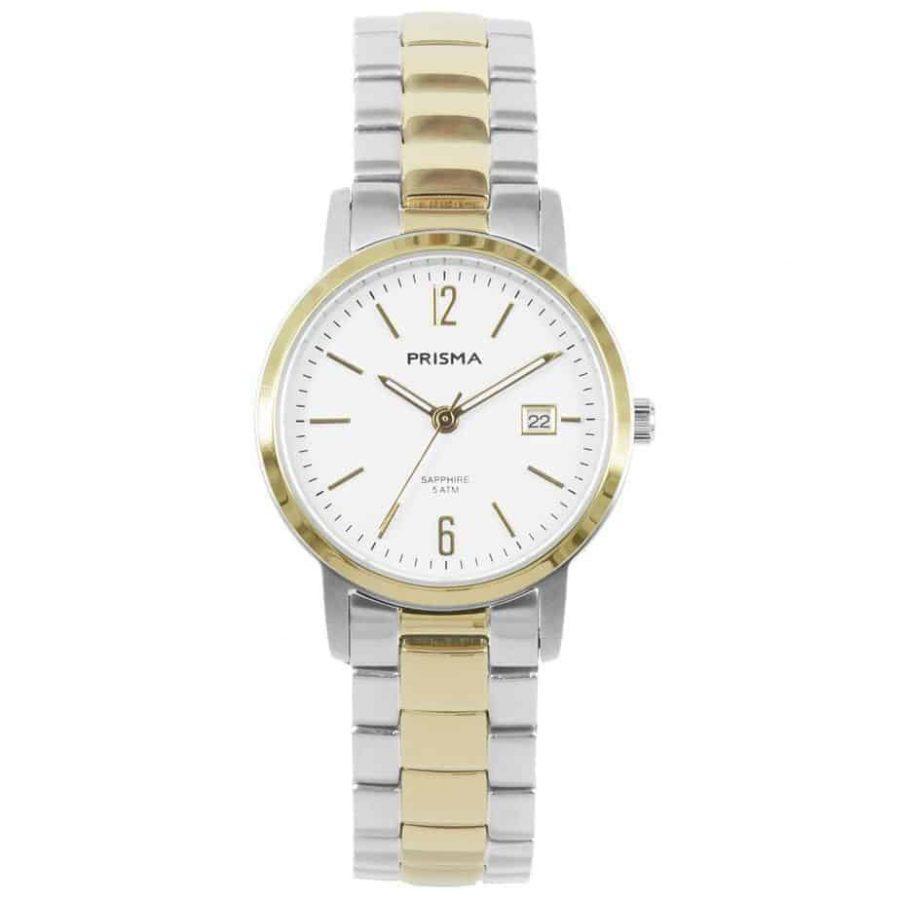 Prisma-P1476-dames-horloge-edelstaal-slimline-l
