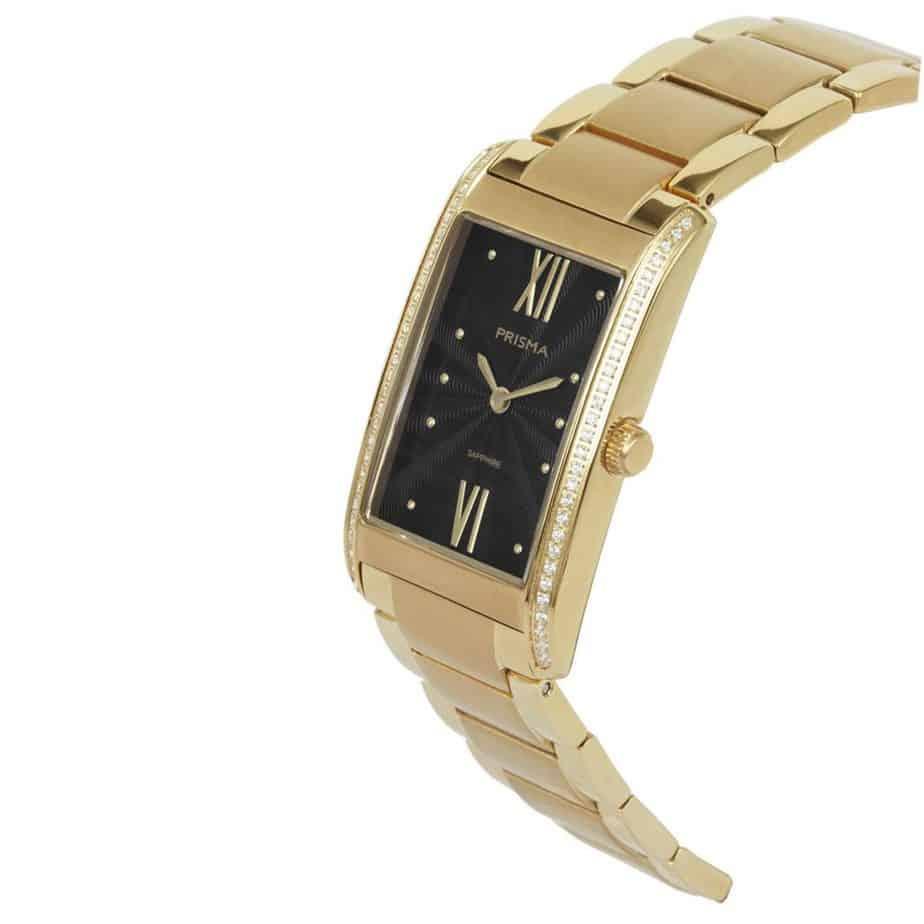 Prisma-P1957-dames-horloge-zirconia-titanium-goud-schuin-l