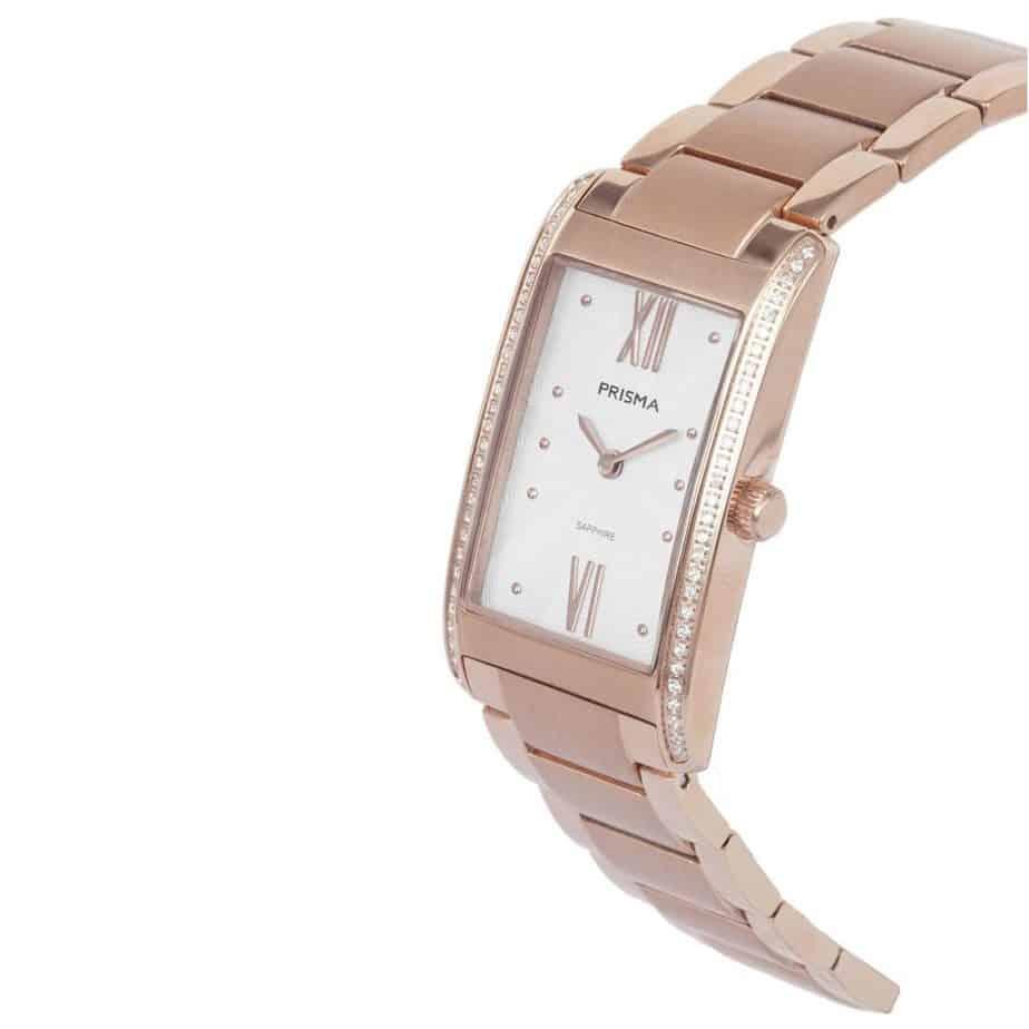Prisma-P1958-dames-horloge-zirconia-titanium-rosegoud-schuin-l