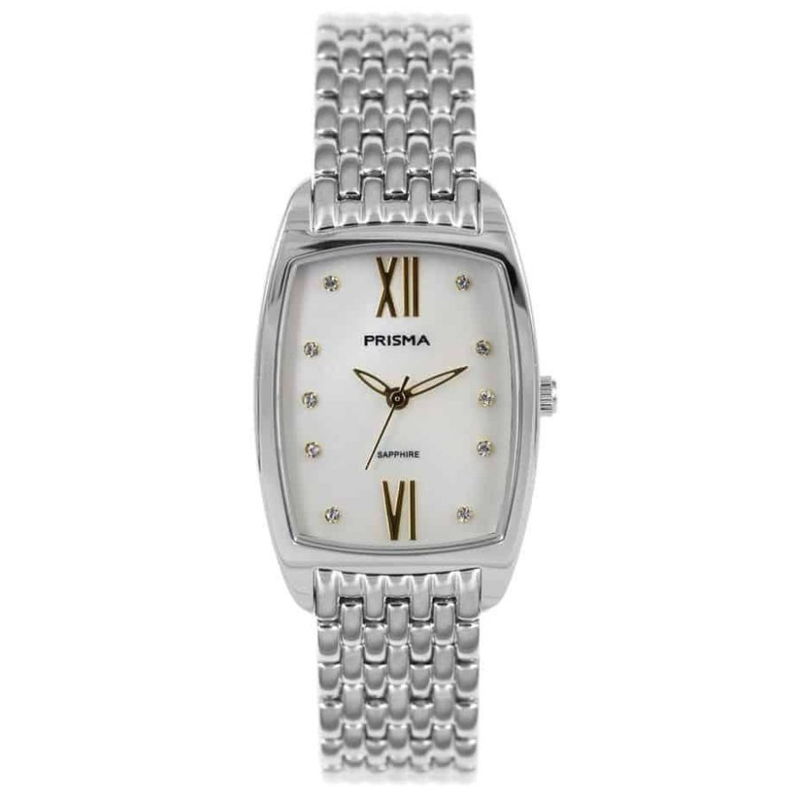 Prisma-P1960-dames-horloge-edelstaal-strass-vierkant-l