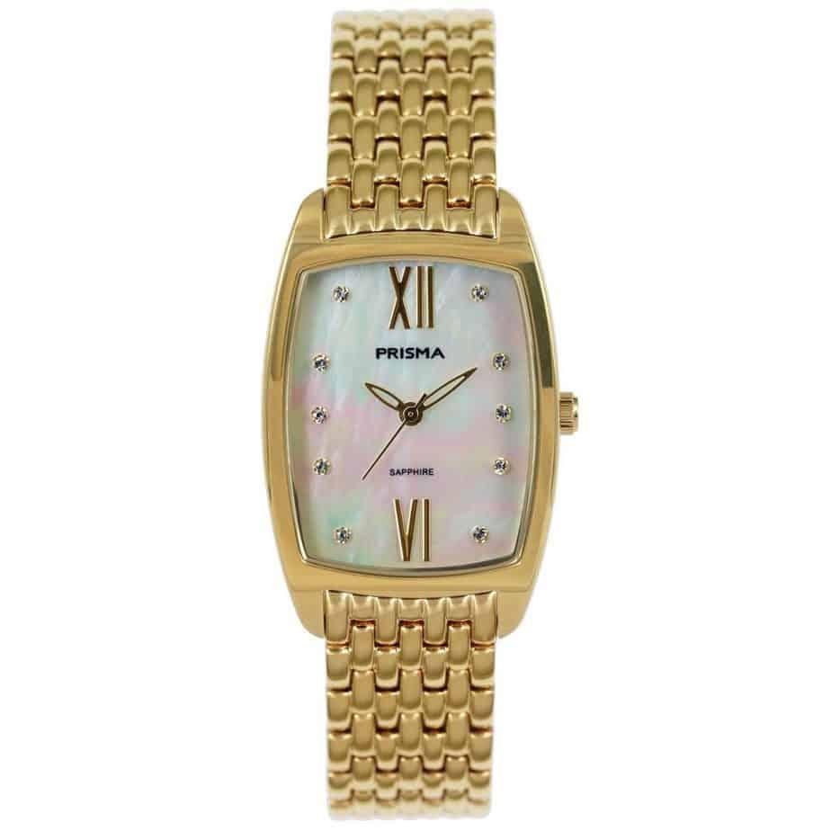 Prisma-P1962-dames-horloge-edelstaal-strass-vierkant-l