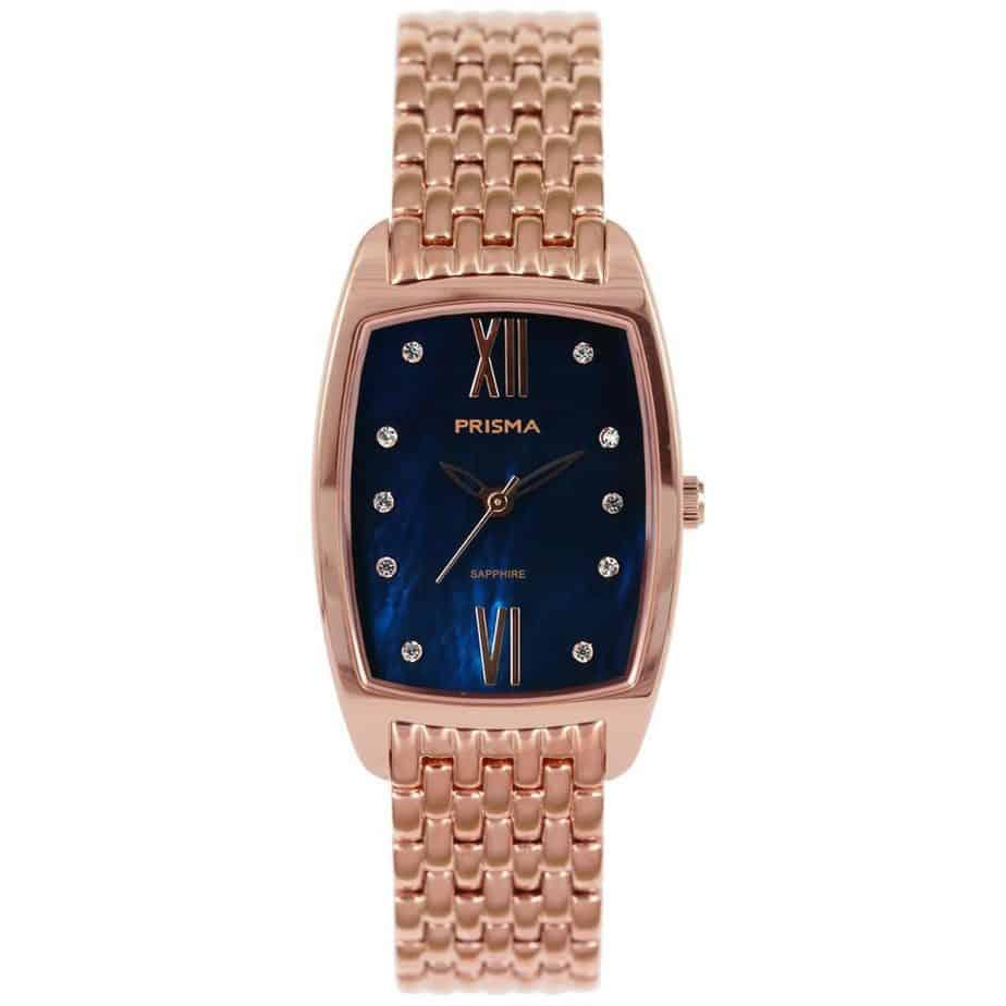 Prisma-P1963-dames-horloge-edelstaal-strass-vierkant-l
