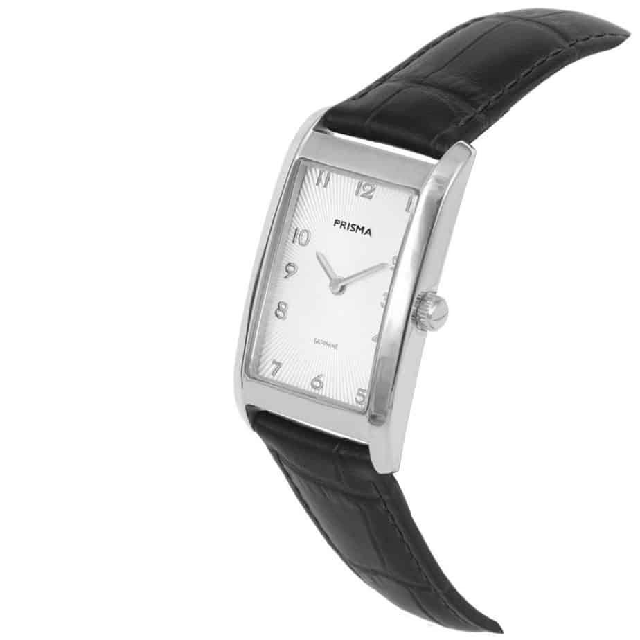 Prisma-P1965-dames-horloge-titanium-zilver-rechthoek-schuin-l