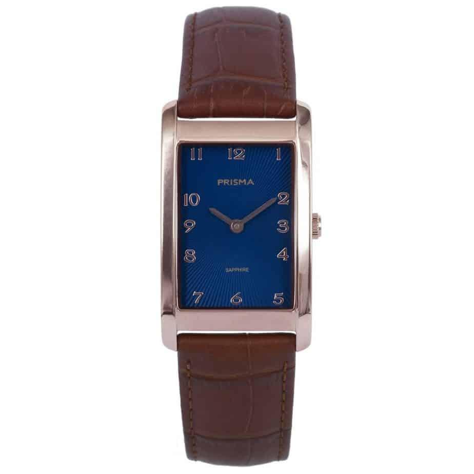 Prisma-P1968-dames-horloge-titanium-rosegoud-rechthoek-l