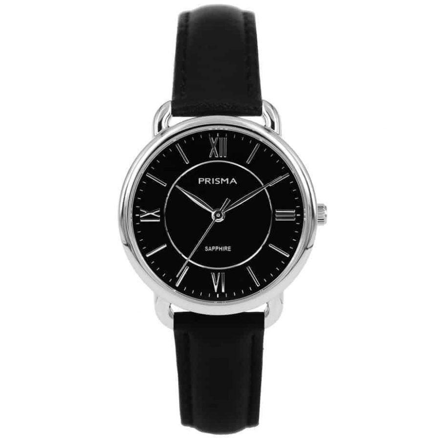 Prisma-P1971-dames-horloge-edelstaal-zilver-l