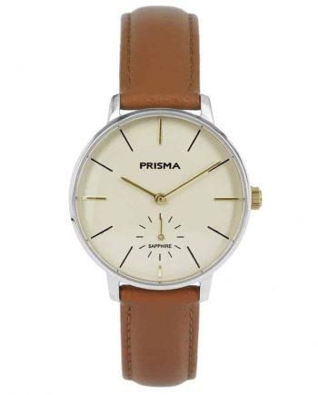 prisma horloge dames corum