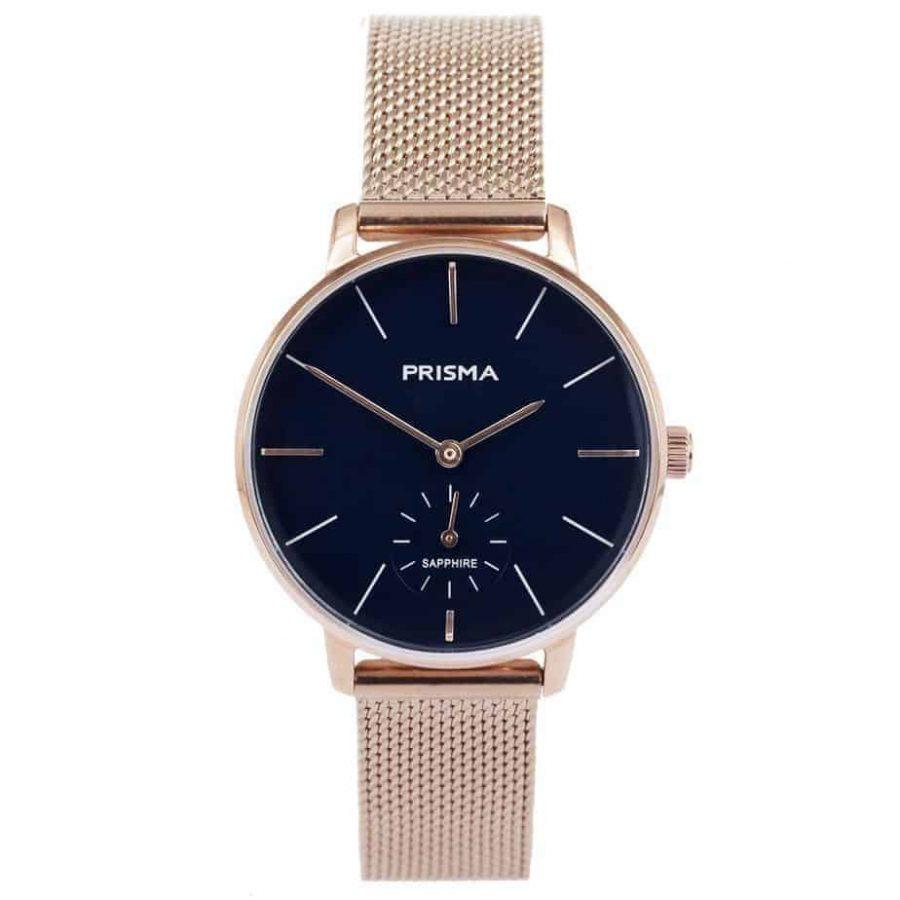 Prisma-P1443-dames-horloge-rosegoud-milanees-l