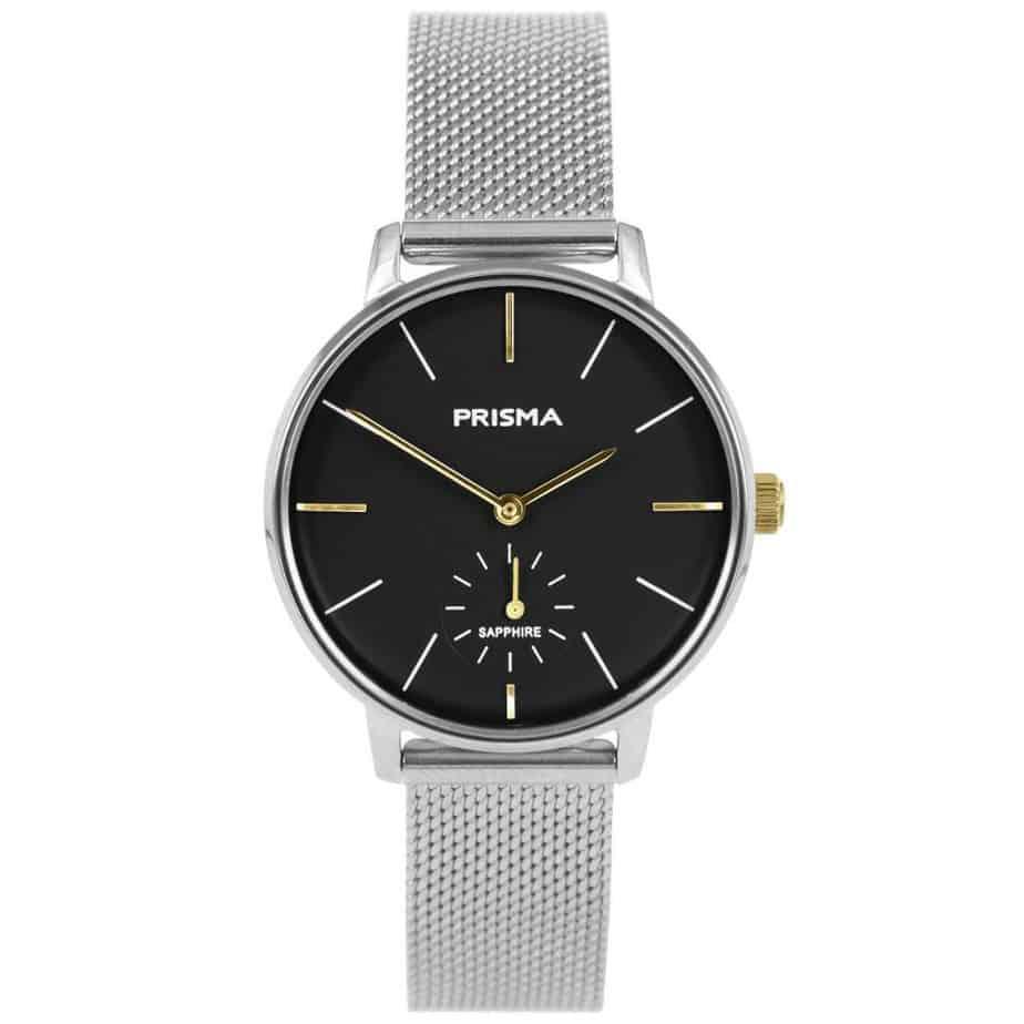 Prisma-P1444-dames-horloge-zilver-milanees-l
