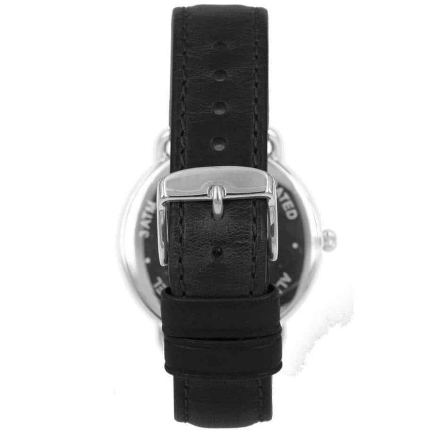 Prisma-P1911-heren-horloge-dome-zwart-achterkant