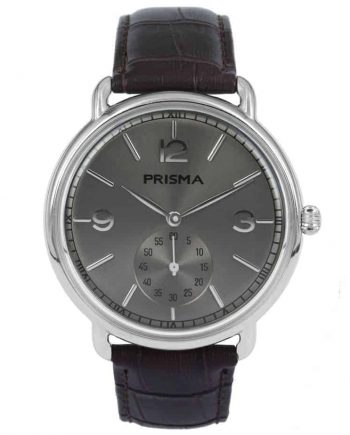 Prisma 1916 retro watch men herenhorloge P.1916 heren horloge dome