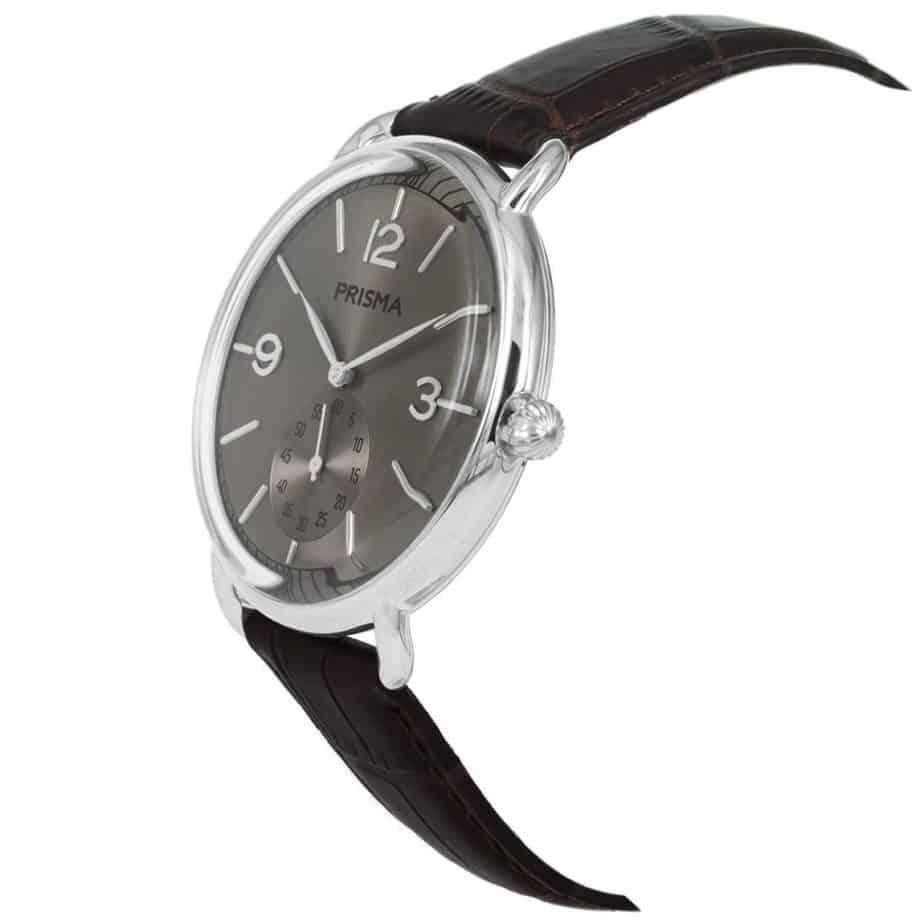 Prisma P1916 heren horloge dome 1916 retro watch