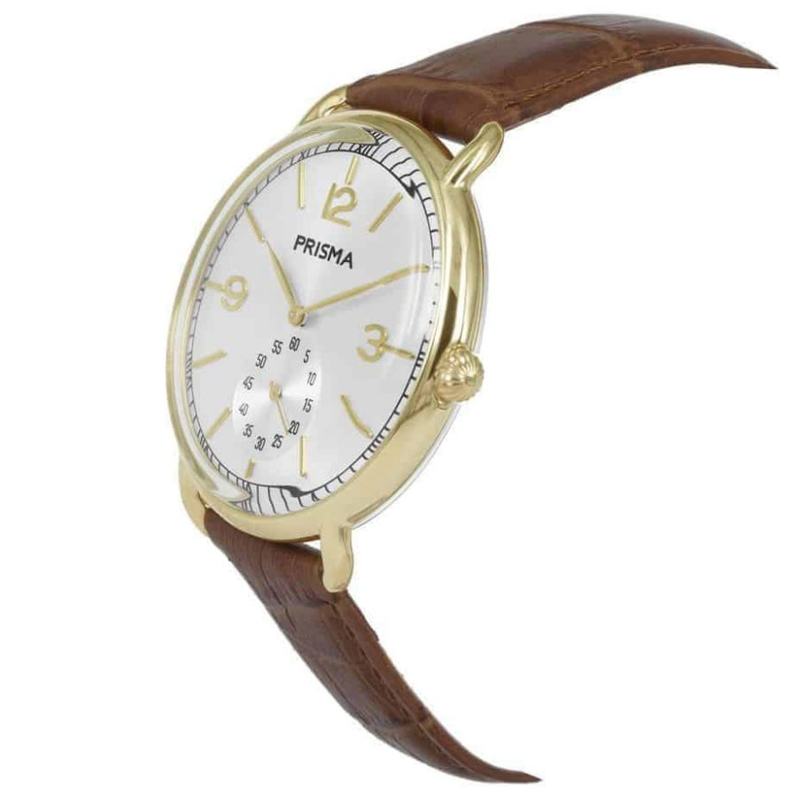 Prisma P1917 heren horloge dome retro watch herenhorloge P.1917 1917