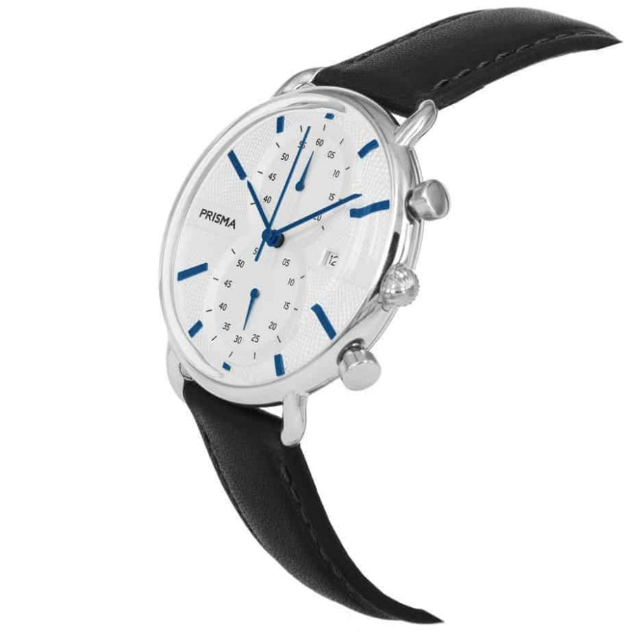 Prisma-P1920-heren-horloge-edelstaal-multifunctie-schuin