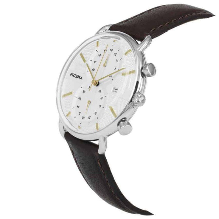 Prisma-P1921-heren-horloge-edelstaal-multifunctie-schuin