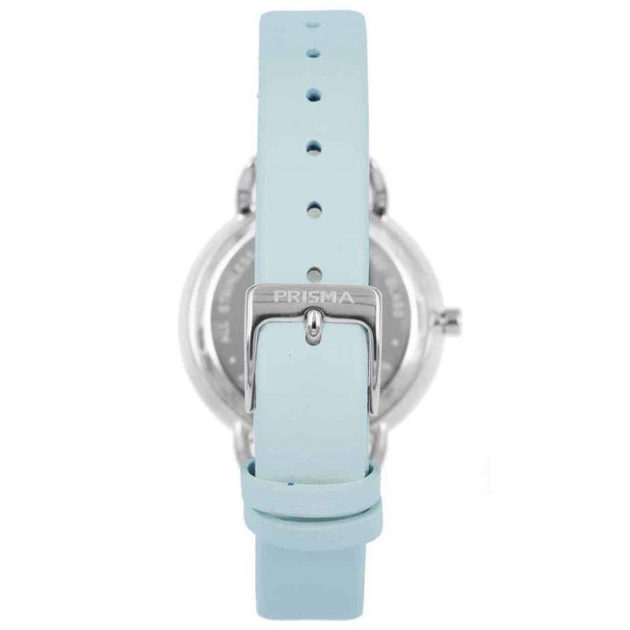 Prisma-P1935-dames-horloge-edelstaal-pastel-blauw-achterkant-l