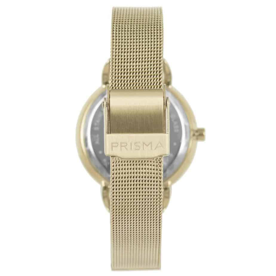 Prisma-P1938-dames-horloge-edelstaal-milanees-goud-achterkant-l