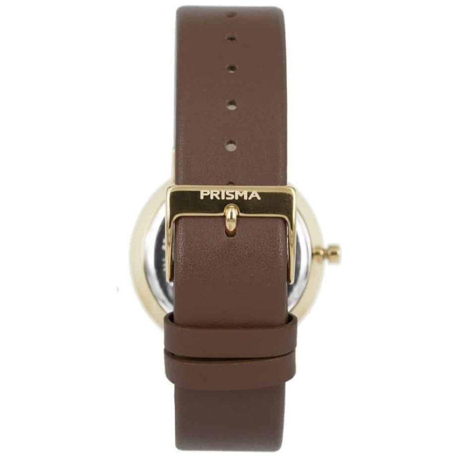 Prisma-P1940-dames-horloge-edelstaal-danish-design-achterkant