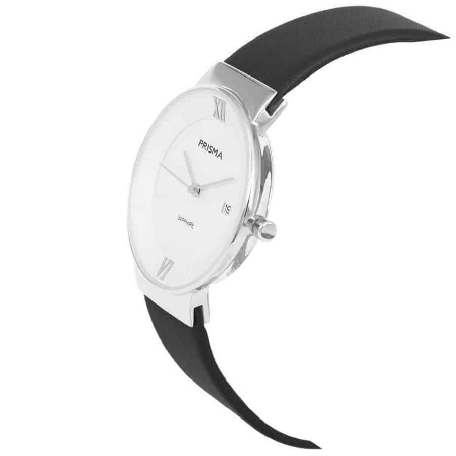Prisma-P1943-dames-horloge-edelstaal-danish-design-schuin