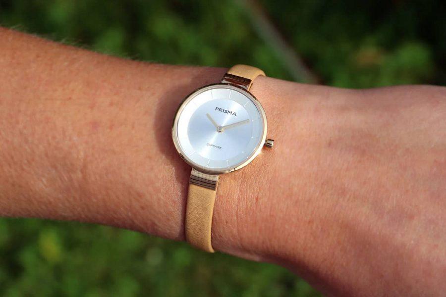 Prisma horloge dameshorloge Touch Gold ladies watch