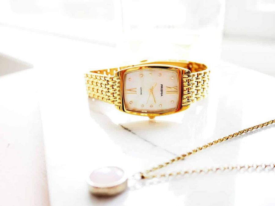 prisma precise pearl watch horloge