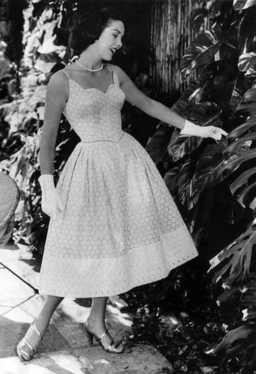 u0026quot;Inspiration from the 1950s women style u0026quot;   PrismaWomen