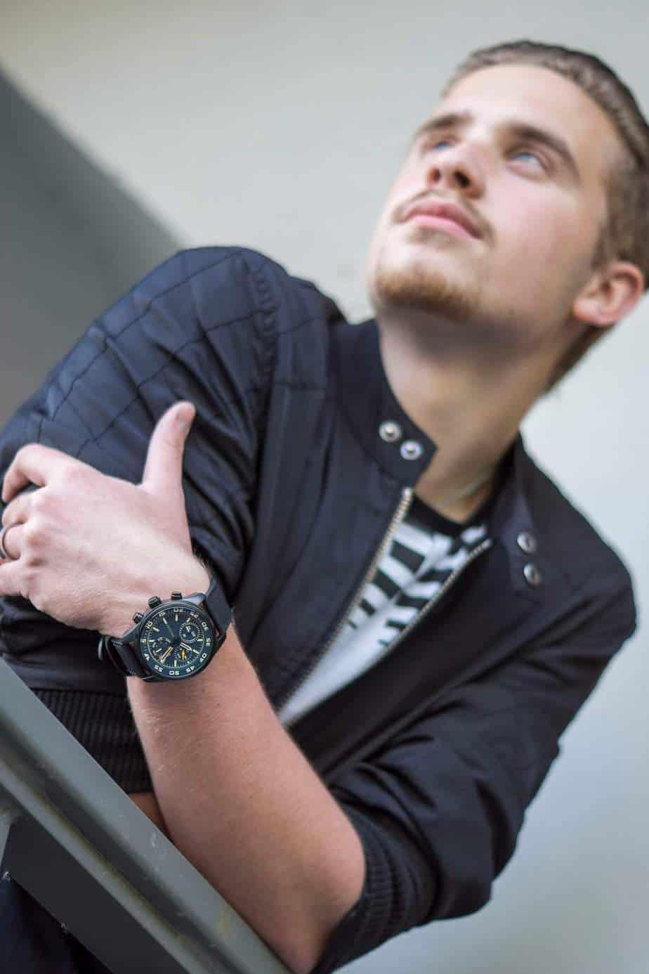 Bryan Rombouts Prisma Horloge Aviator