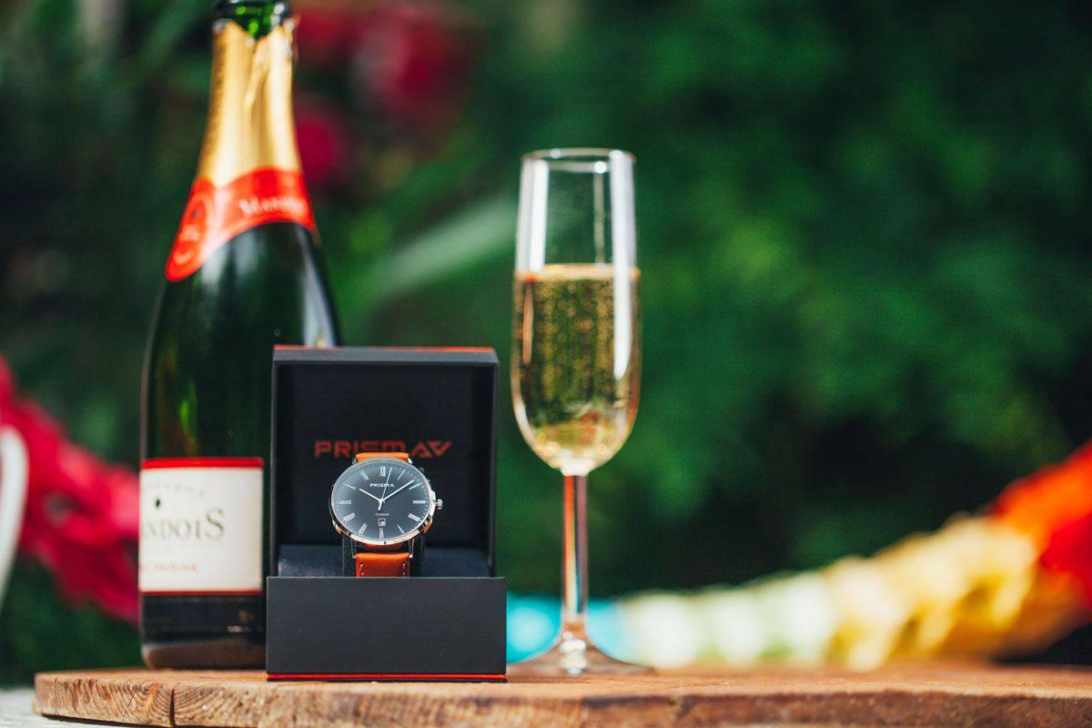 Uitzonderlijk Een horloge als cadeau voor het afstuderen | Prisma Horloges #RS69