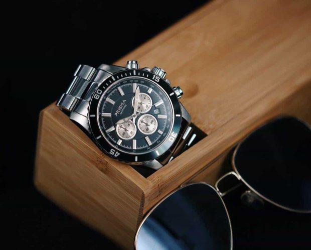 chronograaf horloge heren prisma chronograph men watch exclusief horloge exclusieve horloges