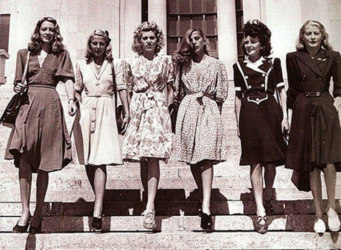 40s clothes for girls
