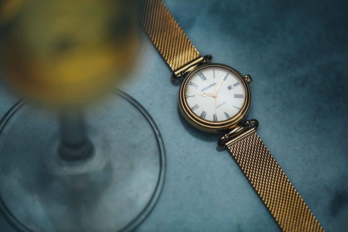 vintage horloges dames prisma