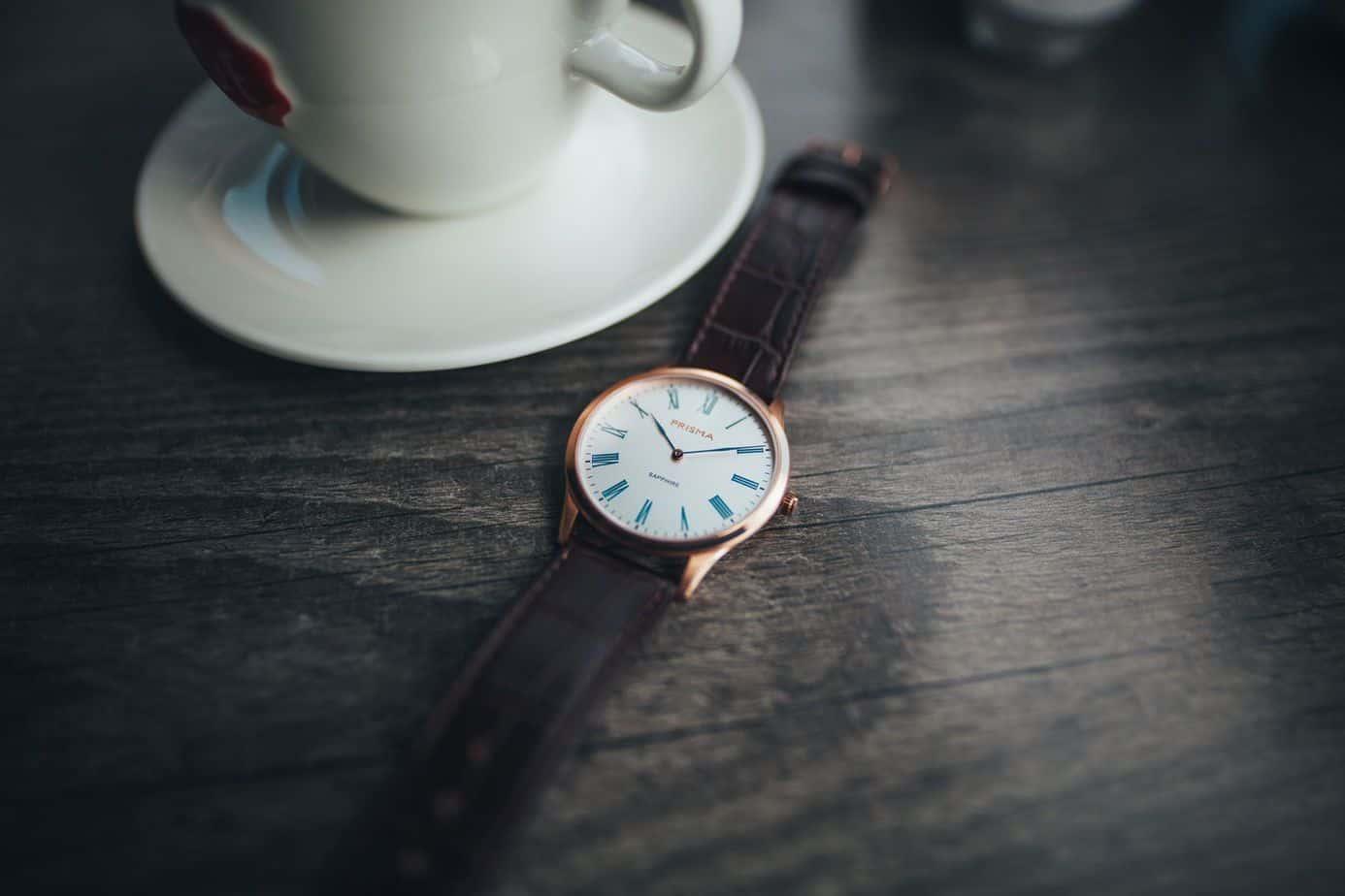 prisma klassieke horloges