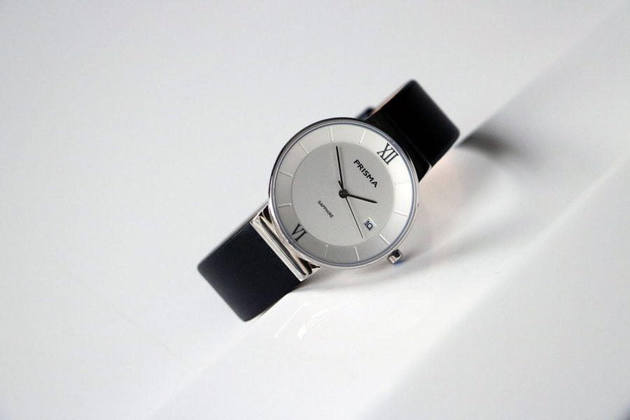 prisma aston ladies watch