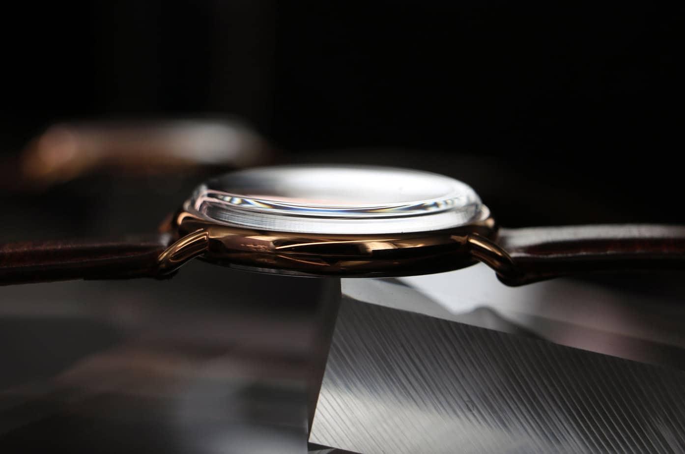 prisma dome watch glass horloge retro vintage herenhorloges