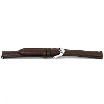 horlogeband 033 claudio calli dover xl bruin brown watch strap